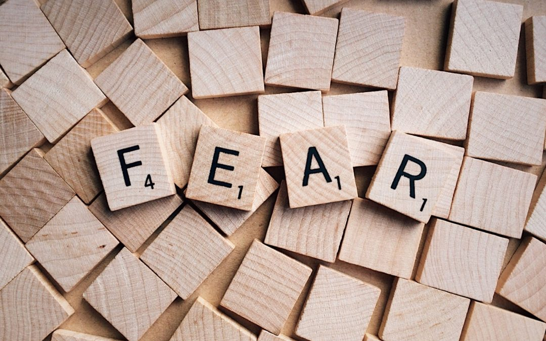The Role Fear plays in our Lives